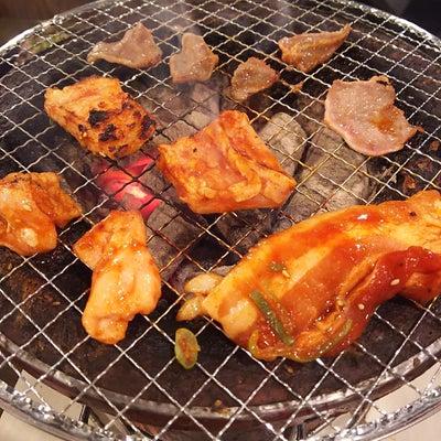 焼き肉食べ放題なう~の記事に添付されている画像