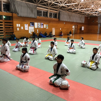 烈士塾 和田山支部の記事に添付されている画像