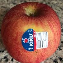 甘くて美味しいKIKUりんごの記事に添付されている画像