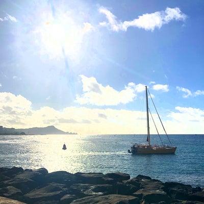 ☆今朝のハワイと頭上注意!☆の記事に添付されている画像