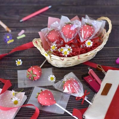 ブリ大根のお弁当と ✼ いちごのケーキポップスの記事に添付されている画像