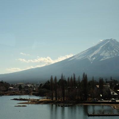 おにゅーなブーツと二つの富士山・・2019初バスツアー①の記事に添付されている画像