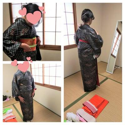 【開催報告】常設教室 お着付けレッスン♪の記事に添付されている画像