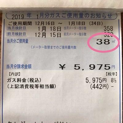 ガス料金がどんどん安くなっていくの記事に添付されている画像