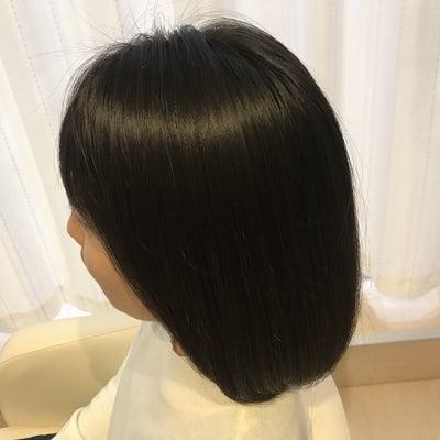 艶髪☆髪質改善の記事に添付されている画像