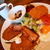 モーニングパンケーキプレート~コナズ珈琲の記事に添付されている画像