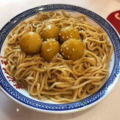 趙記傅承で軽食と生姜プリンの記事に添付されている画像