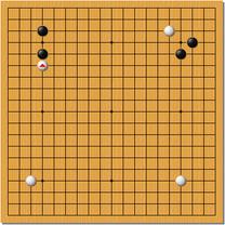 第43期囲碁棋聖戦 1!の記事に添付されている画像