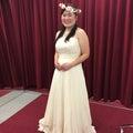 #販売ウエディングドレス人気の画像
