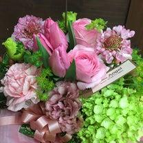 春のお花の記事に添付されている画像