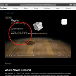 画像 iPhoneアプリ開発:AR その25 物理のお時間 の記事より 2つ目