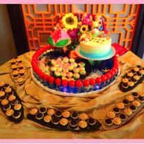 姑姑的70岁生日庆祝の記事に添付されている画像