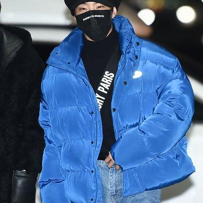 SEVENTEENホシが着用していた暖かそうなダウンジャケットは^^の記事に添付されている画像