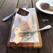 【基本材料3つ】型不要のクッキー&チョコチーズケーキの記事に添付されている画像