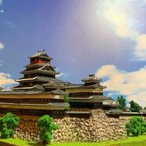 福岡城 A4サイズ完成の記事に添付されている画像
