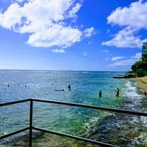 2019年1月 ハワイ旅 自転車で発見したビーチの記事に添付されている画像
