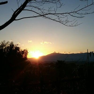 谷戸山公園~夕日の記事に添付されている画像
