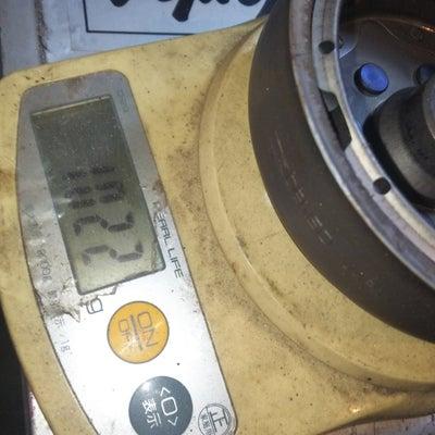 リトルカブ アウターローター 重さの比較 点火タイミング 確認 クラッチミート回の記事に添付されている画像