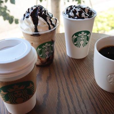 スタバ新作 ビターなコーヒー カスタマニアの記事に添付されている画像