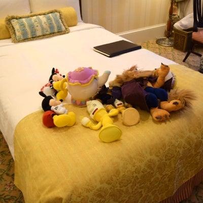 ディズニーホテルのターンダウンサービス☆の記事に添付されている画像