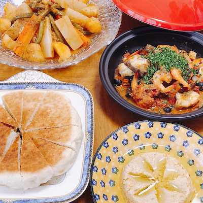 リーランさんの楽しい食卓(モロッコのお菓子)の記事に添付されている画像
