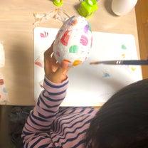 親子で集中!無言で力作!タマゴちゃんの記事に添付されている画像