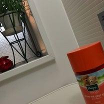 クナイプの入浴剤の記事に添付されている画像