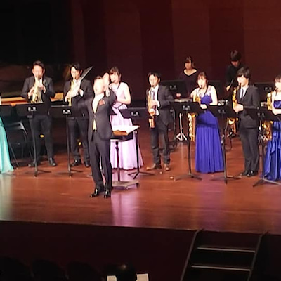 ナゴヤサックスフェスタ2019 プレコンサートの記事に添付されている画像
