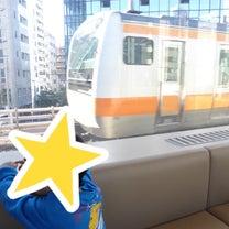 ◇中央線が行き交う!線路に挟まれているカフェ〜神田•秋葉原〜◇の記事に添付されている画像
