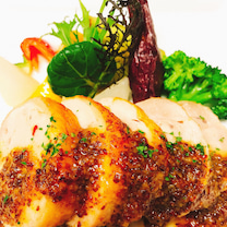 new year courseのお肉料理の記事に添付されている画像