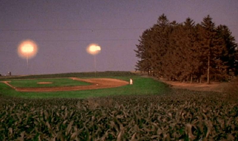 フィールド・オブ・ドリームス、、、父との野球   千里のうらさんおま ...
