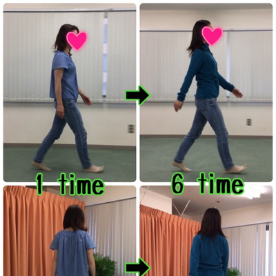 キレイになって背も伸びちゃった♫の記事に添付されている画像