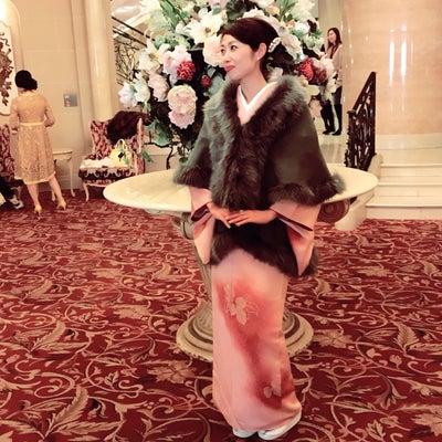 着付けの新春パーティへ。の記事に添付されている画像