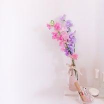 毎日にときめくための工夫♡ #花のある暮らしの記事に添付されている画像