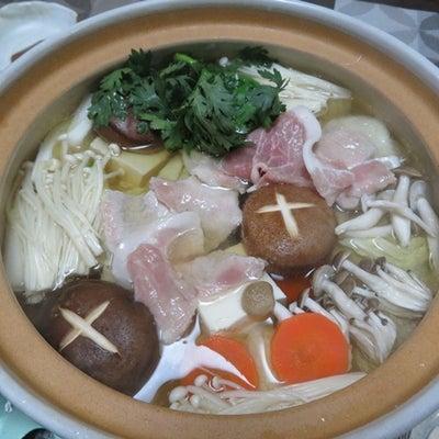今日は玉の輿の日。お鍋です~~♪の記事に添付されている画像