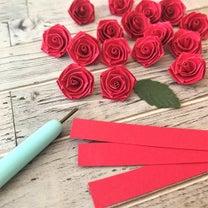 もっとたくさん折りバラを作りたい時にの記事に添付されている画像