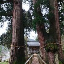 パワースポットに呼ばれる☆菅原神社の栢野大杉の記事に添付されている画像
