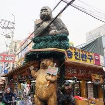 チャンシン(昌信)洞の文具・玩具通りの記事に添付されている画像
