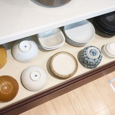キッチンリフォーム前に食器の見直しの記事に添付されている画像