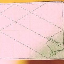 刺し子ふきんの使い道の記事に添付されている画像