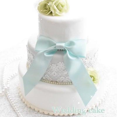 【オーダー商品】披露宴会場に ♡ 爽やかなクレイケーキの記事に添付されている画像
