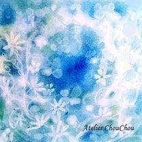 ☆パステルと練り消しでフリーハンドゆるゆる~な、お花を描きましょ!の記事に添付されている画像