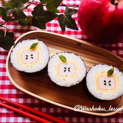 カニカマりんご  Paris のお弁当の記事に添付されている画像