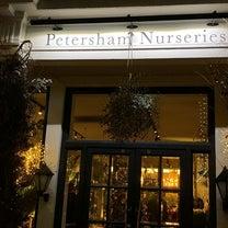 2つのPetersham Nurseries(ピーターシャム・ナーサリーズ)の記事に添付されている画像