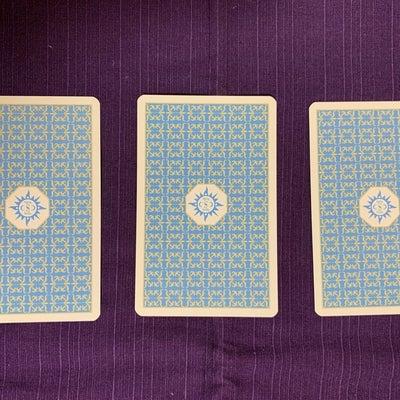 ルーンの瞑想〜今週のメッセージの記事に添付されている画像