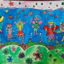絵画教室~子どもコース作品~の記事に添付されている画像
