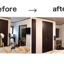 お片づけサポート⑥完結《before➡︎ after》寝室の記事に添付されている画像