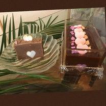 基礎コース修了M様♡のチョコレート石けんの記事に添付されている画像