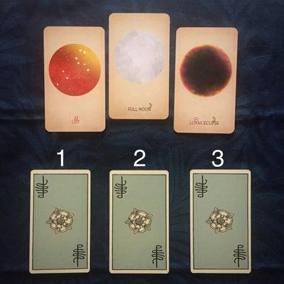 満月のカードメッセージ ★ 1/21 ~ 2/04 【3択】の記事に添付されている画像