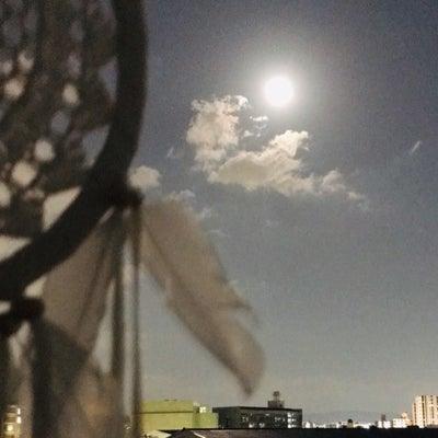 獅子座満月(皆既月食)の記事に添付されている画像